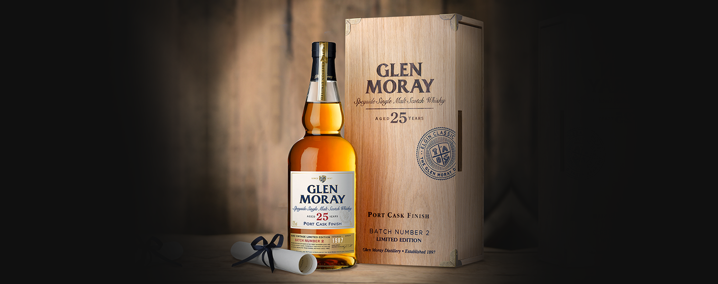 Reserve 25 year old port cask finish