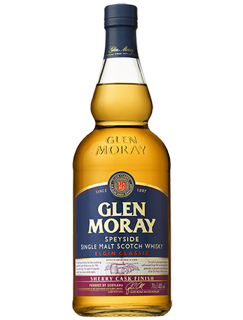 Classic sherry cask finish