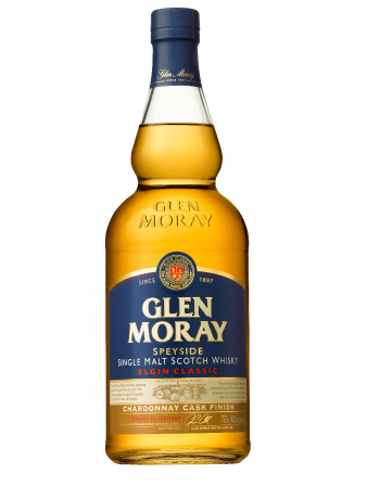 Glen Moray Chardonnay Btle 70cl